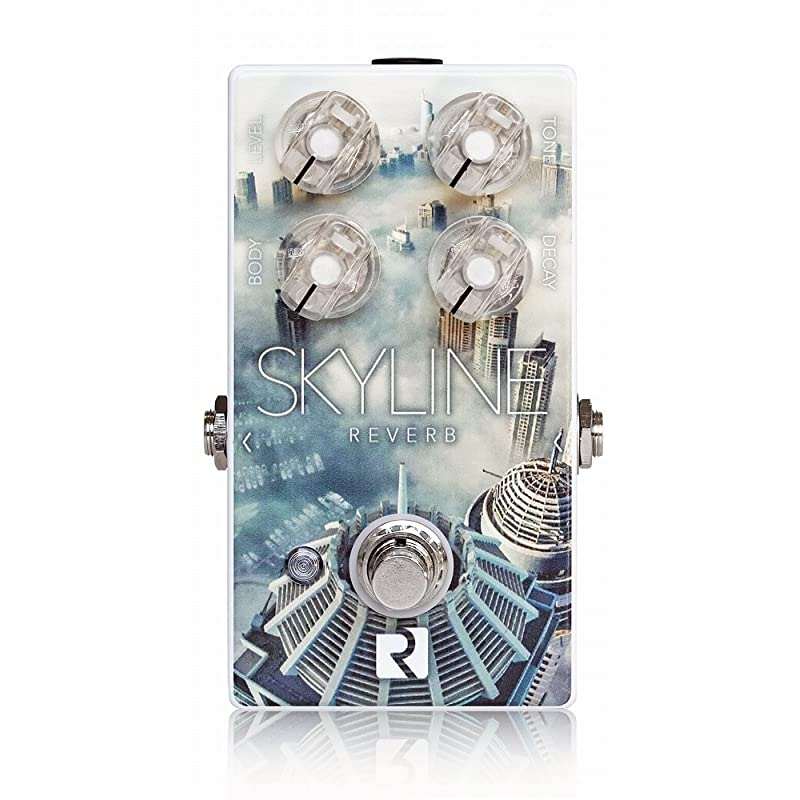 Rock Stock Pedals Skyline Reverb