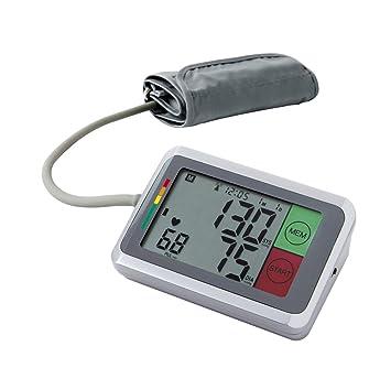 Medisana MTD 51145, Tensiómetro de Brazo con Pantalla Táctil y Voz: Amazon.es: Salud y cuidado personal