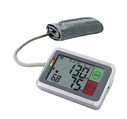 Medisana MTD 51145, Tensiómetro de Brazo con Pantalla Táctil y Voz