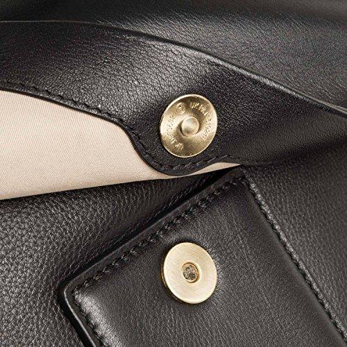 BREE Jersey 2 S17 - Bolso de hombro de Piel Mujer Einheitsgröße