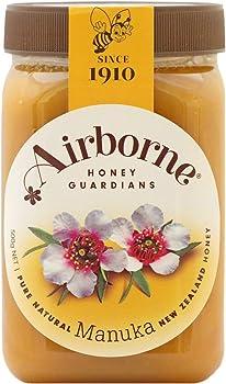 Airborne 500g Manuka Honey