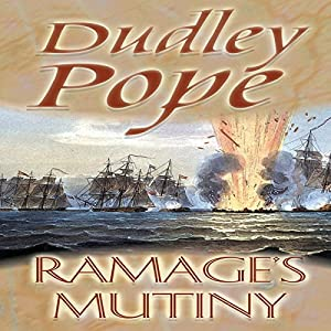 Ramage's Mutiny Audiobook