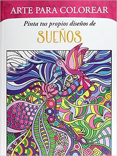SUENOS ARTE PARA COLOREAR