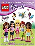 LEGO Friends Ultimate Sticker Collection (Ultimate Stickers) Review and Comparison