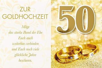 Riesen Umschlag 50 Jahre Goldhochzeit Fur Geldgeschenke Party Deko