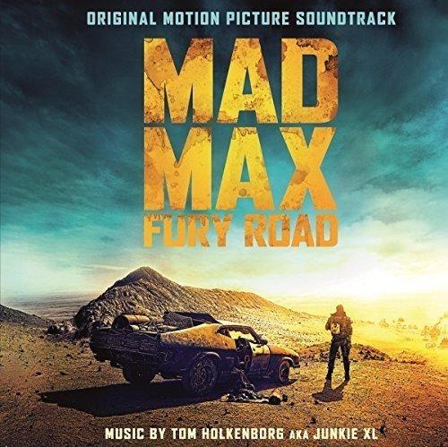 Price comparison product image Mad Max : Fury Road (Original Soundtrack)