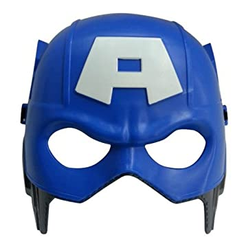 Buy Funcart Captain America Superhero mask Online at Low Prices in
