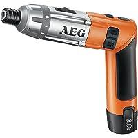 AEG 4935413165 SE 3.6-1,5 Ah Li-Iion, Trapano avvitatore compatto a batteria