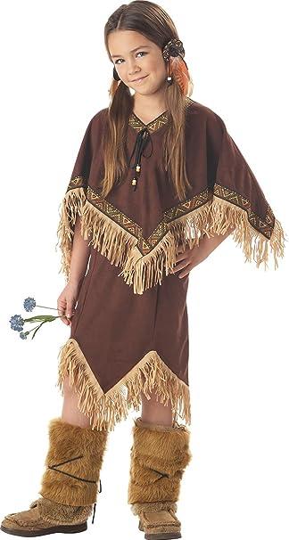 sc 1 st  Amazon.com & Amazon.com: Childu0027s Pocahontas Costume (Size: X-Small 4-6): Toys u0026 Games