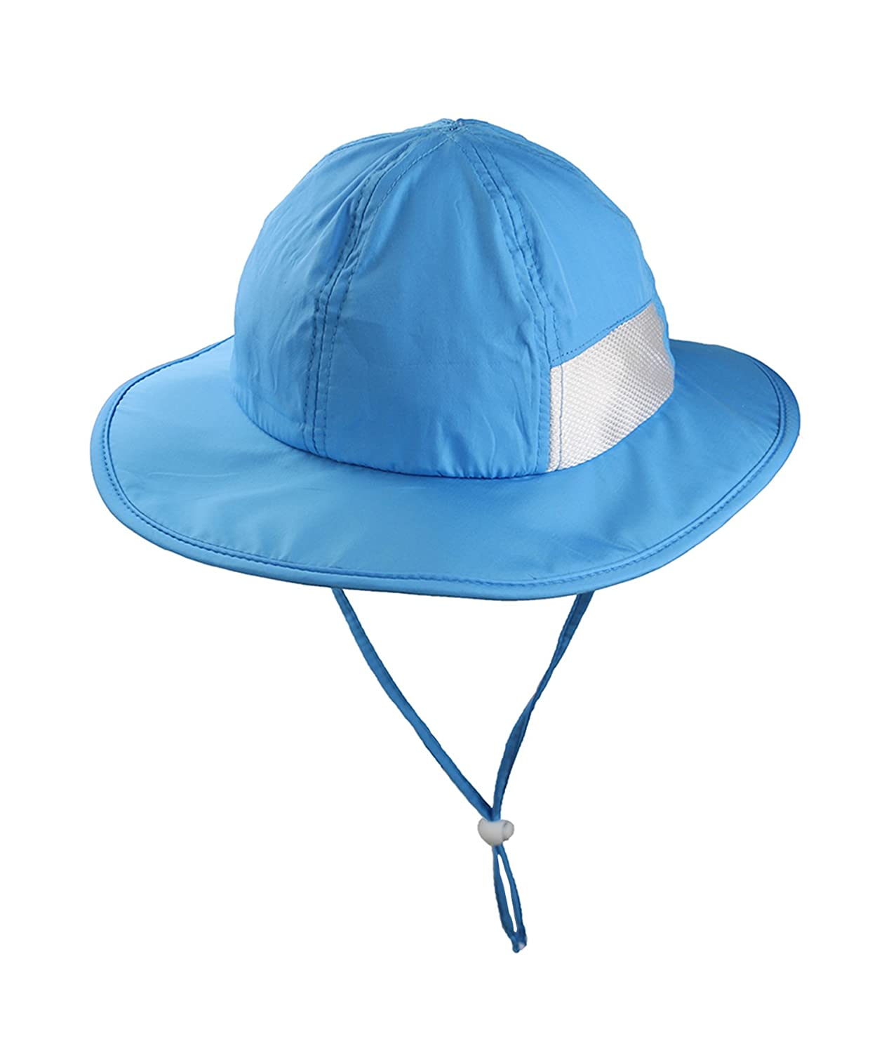 Amazon.com  ZZLAY Wide Brim Sun Hat SPF 50+ UV Protection Breathable  Adjustable Cap for Baby Toddler Kids  Clothing 7b8677a4894