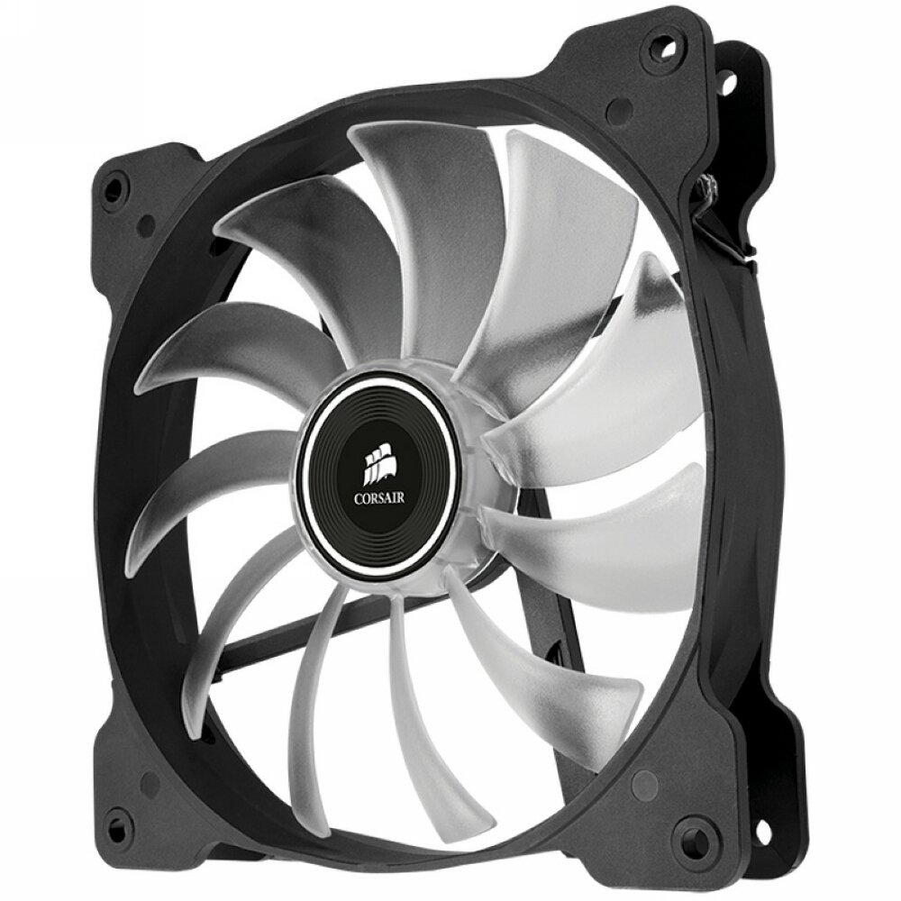 Corsair Air Series AF140 LED Quiet Edition High Airflow Fan - Red by Corsair (Image #5)