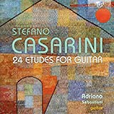 Casarini: 24 Etudes for Guitar