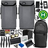 EVERYTHING YOU NEED Ultimate Accessory Bundle (2-Battery, For Mavic Air)