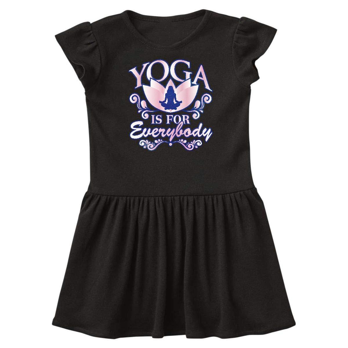 inktastic Yoga Meditation Exercise Toddler T-Shirt