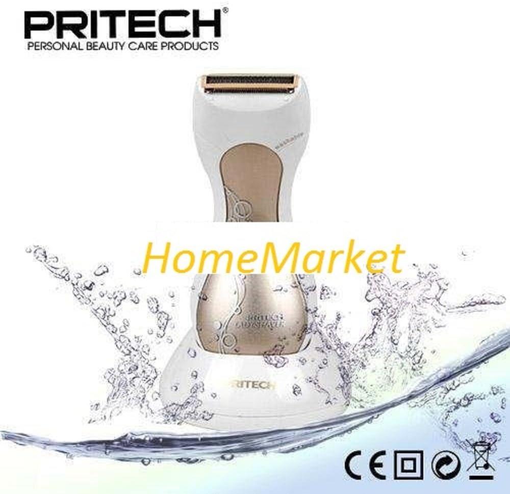 Afeitadora – Depiladora eléctrica Mujer recargable impermeable ...