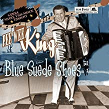 Gonna Shake This Shack Tonight: Blue Suede Shoes
