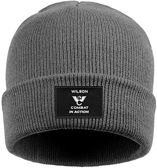 Mens Navy Combat Beanie Hat One Size Fits All Winter Cap Boys 100/% Acrylic New