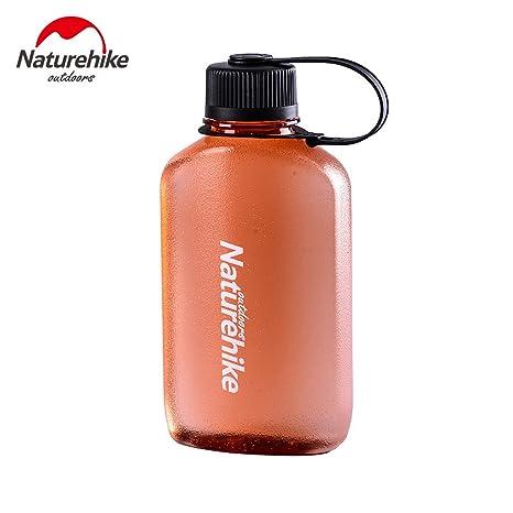 450ml de agua de NatureHike Deportes botella de plástico al aire ...