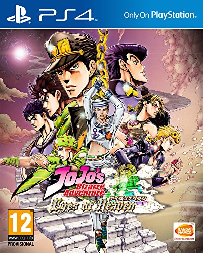 JoJo's Bizarre Adventure: Eyes of Heaven - Video Jojo Game