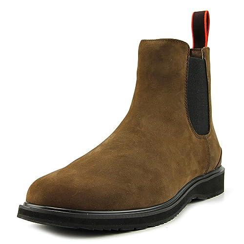 1d0494f6d92d6 SWIMS - - Uomo - Chelsea Boots Barry Classic Marron pour homme -   Amazon.it  Scarpe e borse