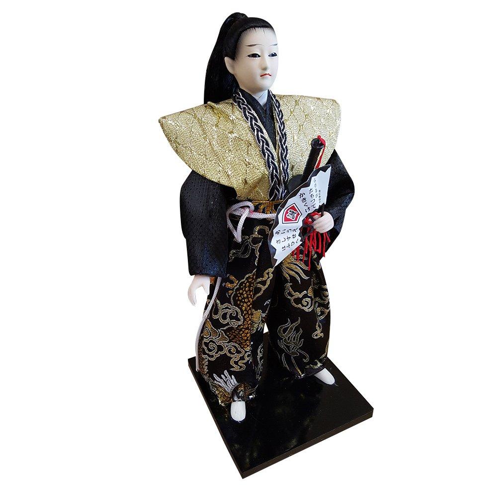 12'' Japanese Samurai Doll THY2008-12