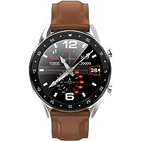 Anself Microwear L7 Smart Watch Sport Watch Fitness Tracker Activity Tracker Sleep Monitoring Watch Message Call…