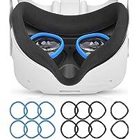 AkoaDa obiektyw zapobiegający zarysowaniom, okulary Myopie chronią przed zadrapaniami, kompatybilne z Oculus Quest 2…