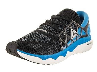 3d61bf6041 Reebok Men's Floatride Run Ultraknit Seed Fashion Sneakers  Graphite/Blk/HorizonBlue
