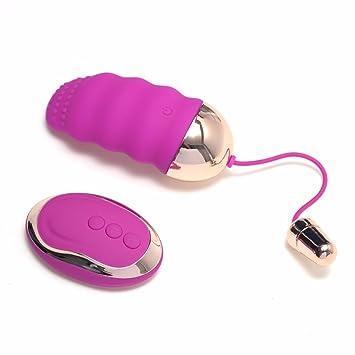 Amazon.com   PKSGP TSHIRT Adult Vibrators USB Rechargeable 10 Speed Remote  Control Wireless Vibrating Sex Love Eggs Vibrator Sex-Toys for Women Purple  Black ...