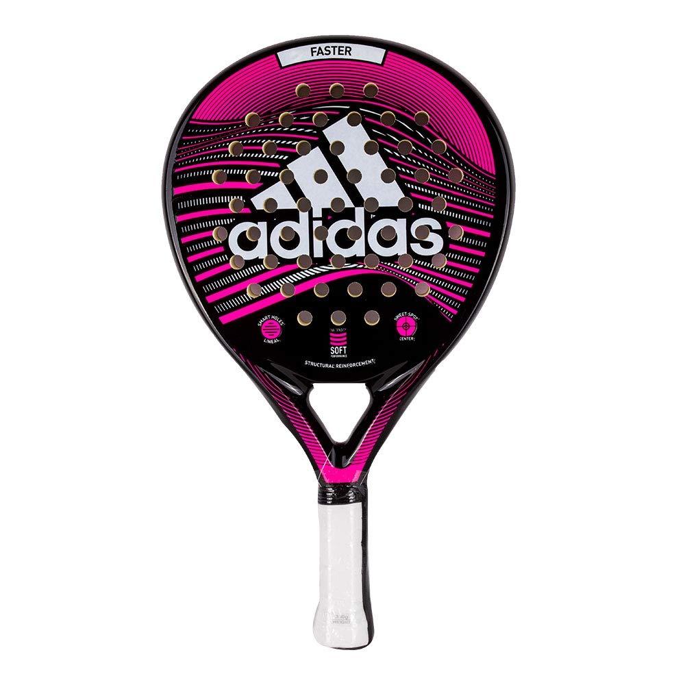 Pala De Padel Adidas Faster Pink 1,9: Amazon.es: Deportes y aire libre
