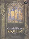 img - for Requiem in Full Score (Dover Music Scores) by Gabriel Faur?? (1992-08-24) book / textbook / text book