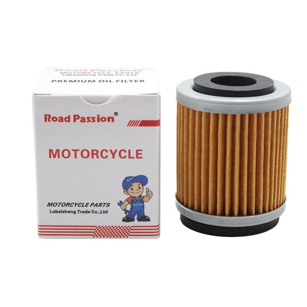 Road Passion Filtro Olio per MBK 125 XC K Flame R 125 1997-1998//MBK 125 XC Vertex 125 1997