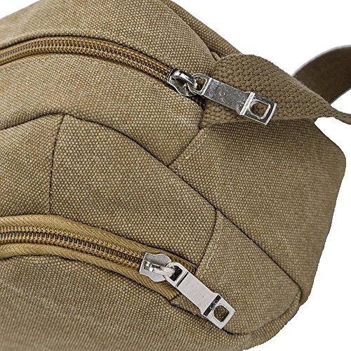 Satchel Casual Camel Bags Demiawaking Men Sports Canvas Business Crossbody Handbags Shoulder q7qwtPUzv