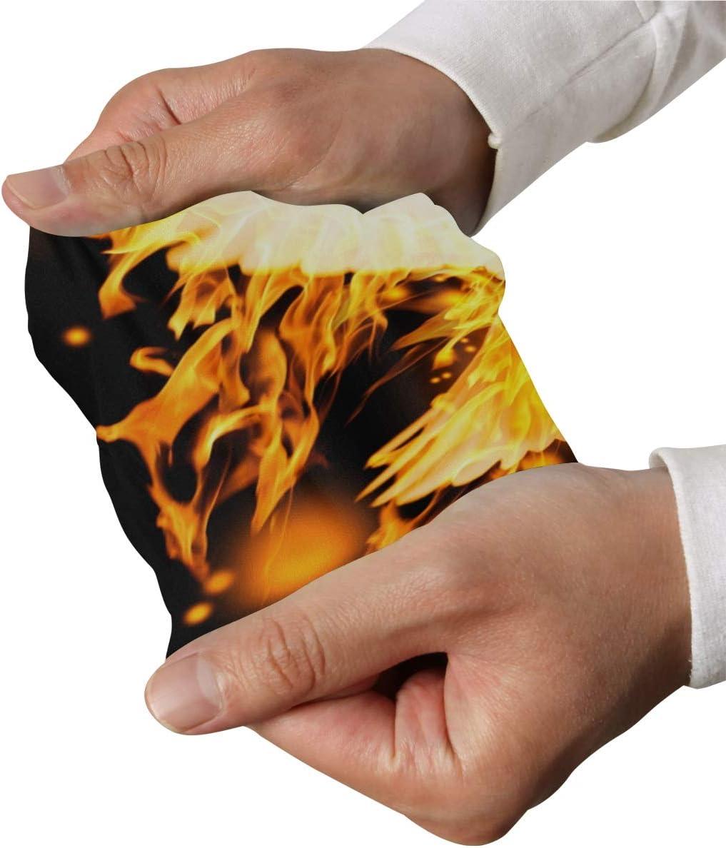 FANTAZIO Manga de brazo codo mangas voladoras paloma fuego patrón UV protección solar Cooling brazo codo compresión: Amazon.es: Bricolaje y herramientas