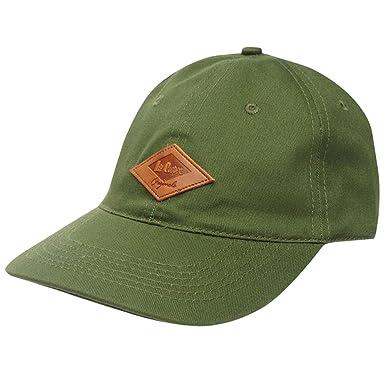 Lee Cooper Mens Baseball Cap Curved Peak (Army Green 8c40eb3972c