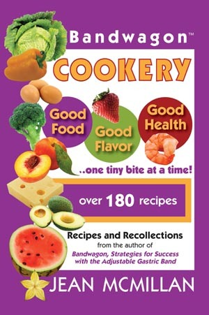 Read Online Bandwagon TM Cookery: Good Food, Good Flavor, Good Health...one tiny bite at a time! ebook