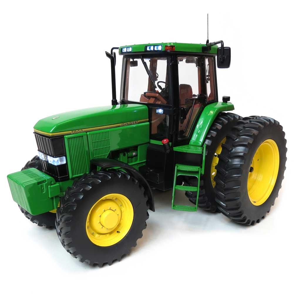 ERTL 1/16 John Deere 7800 Tractor Toy Precision Elite #4 by 45507- LP53309