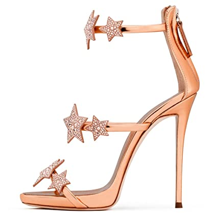 2c17ccb11313 Amazon.com  BHM High Heels