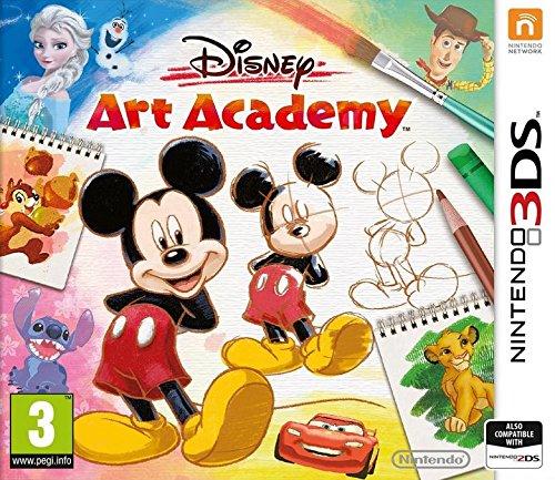 - 3DS DISNEY ART ACADEMY (EU)