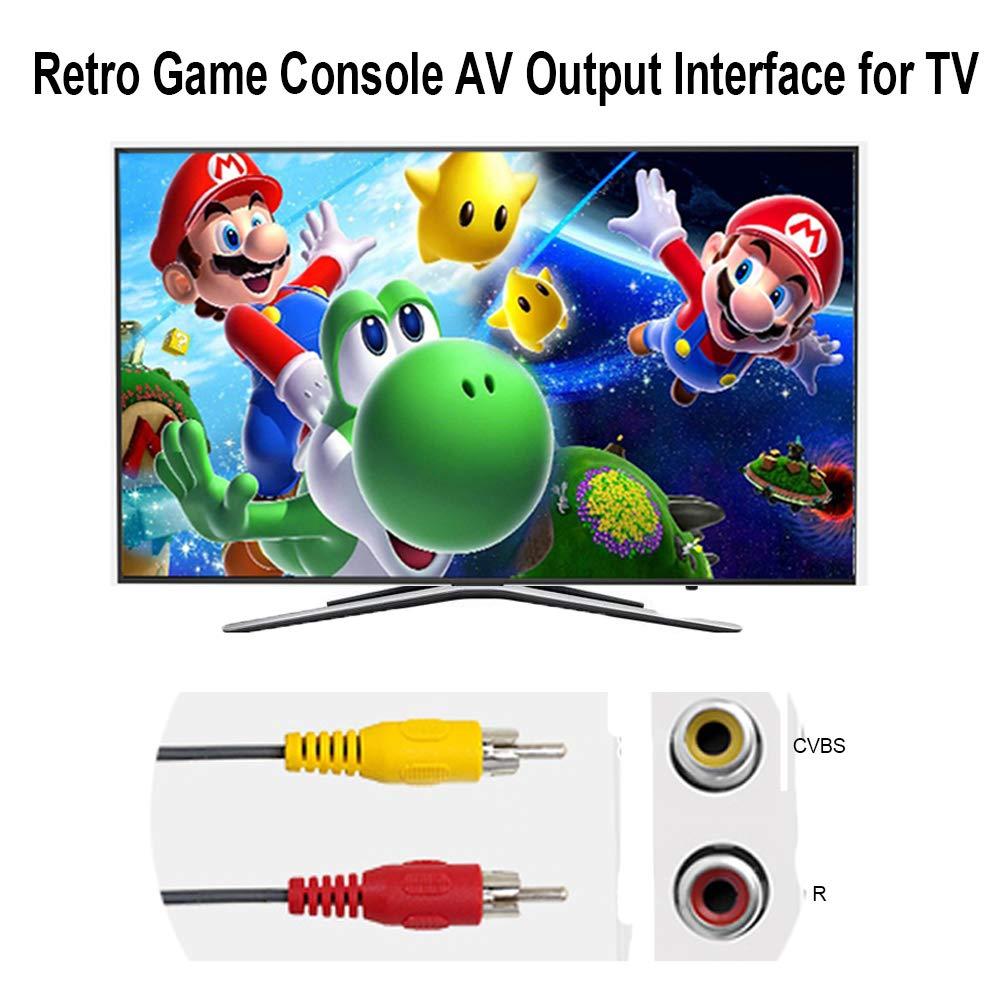 Pokeman Retro Video Game Console, Mini Classic Console AV Output TV Game System by Pokeman (Image #2)