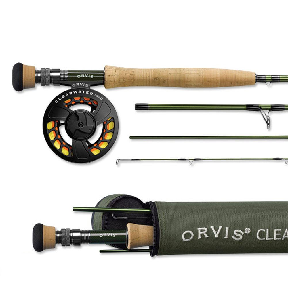 Orvis Clearwater 9-weight, 9' Fly Rod Outfit by Orvis