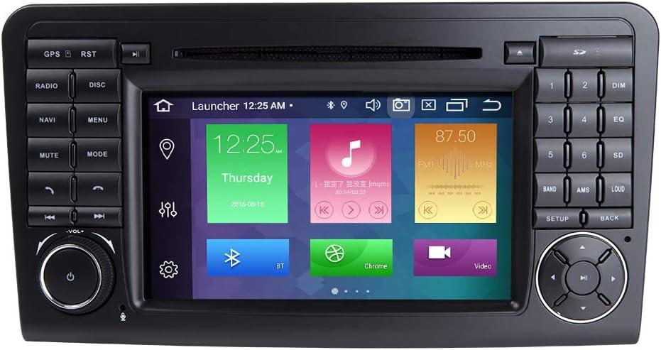 Zltoopai Android 10 Octa Core 4g Ram 128g Rom Auto Multimedia Player Für Mercedes Benz Gl Ml Klasse W164 X164 Ml300 Ml320 Ml350 Ml450 Ml500 Gl320 Gl350 Gl420gl450 7in Auto Stereo Gps Radio Dvd Player Navigation