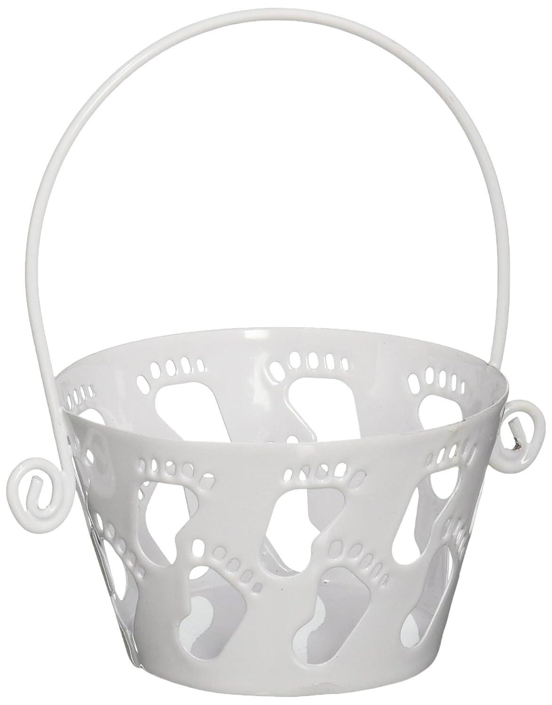 Wilton 1003-1042 Baby Feet Basket Multicolor