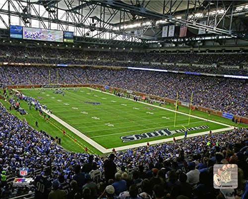 - Ford Field Detroit Lions Stadium Photo (Size: 8