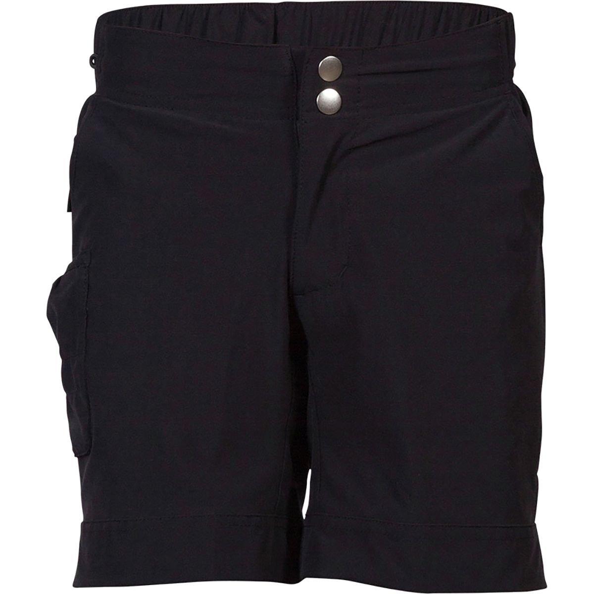 Zoic Girl's Rippette Bike Shorts, Black, XX-Large by Zoic