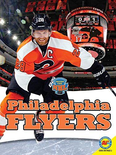 Read Online Philadelphia Flyers (Inside the NHL) pdf epub