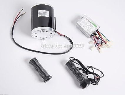 Kit de Motor eléctrico de 800 W, 36 V, con Control de ...