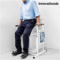 InnovaGoods IG115694 Soporte de seguridad con revistero