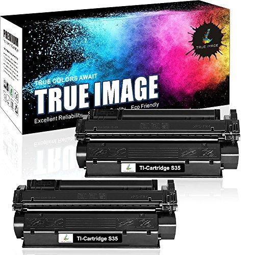 Imageclass D320 D340 Pc (TRUE IMAGE Compatible Toner Cartridge Replacement for Canon S35 Canon imageClass D300 D320 D340 D360 D383 MF3240 PC-D320 D340 3500 Yield 2Pack)