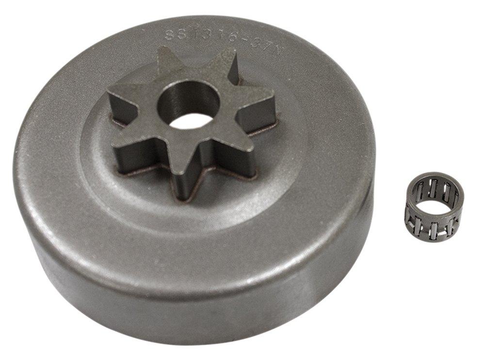 Stens 085-2697 Pro Spur Sprocket, 3/8'' Pitch, 7 Teeth, 0.3937'' Crank Diameter